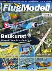 FlugModell - Juli/August 2020