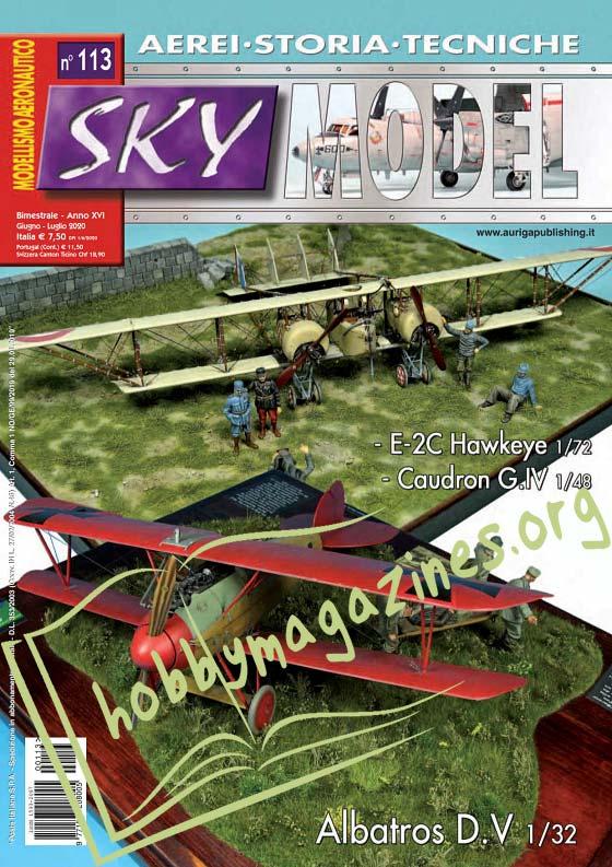 Sky Model 113 - Giugno/Luglio 2020