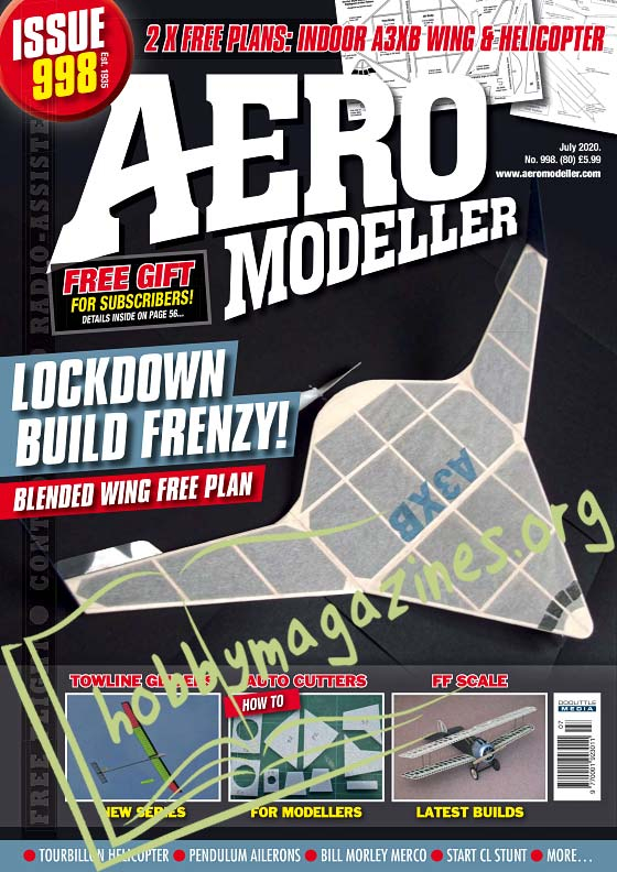 AeroModeller - July 2020