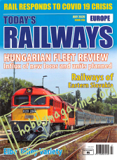 Today's Railways Europe - July 2020