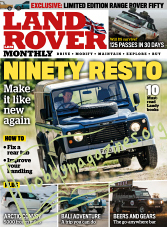 Land Rover Monthly - August 2020