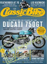 Classic Bike - July 2020
