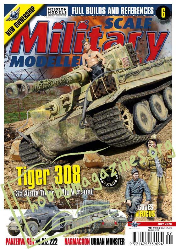 Scale Military Modeller International - July 2020