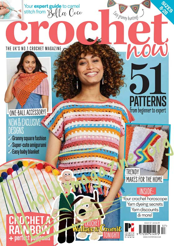Crochet Now Issue 57