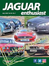 Jaguar Enthusiast - July 2020
