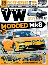 Performance VW - August 2020