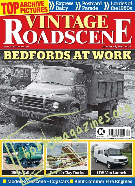Vintage Roadscene - July 2020