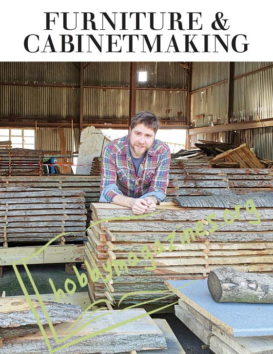 Furniture & Cabinetmaking Issue 293
