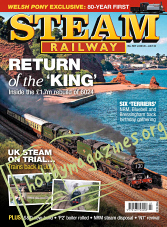 Steam Railway – 26 June 2020