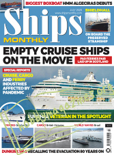Ships Monthly – July 2020