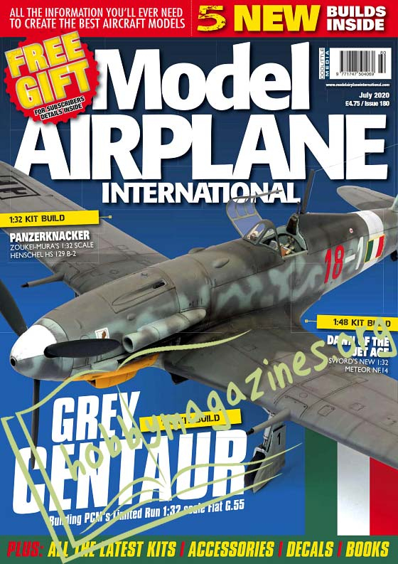 Model Airplane International - July 2020