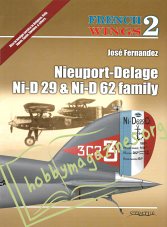 French Wings 2 - Nieuport-Delage Ni-D 29 & Ni-D 62 family