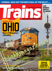 Trains - August 2020