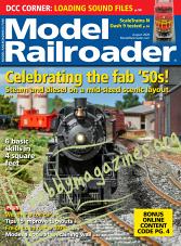 Model Railroader - August 2020