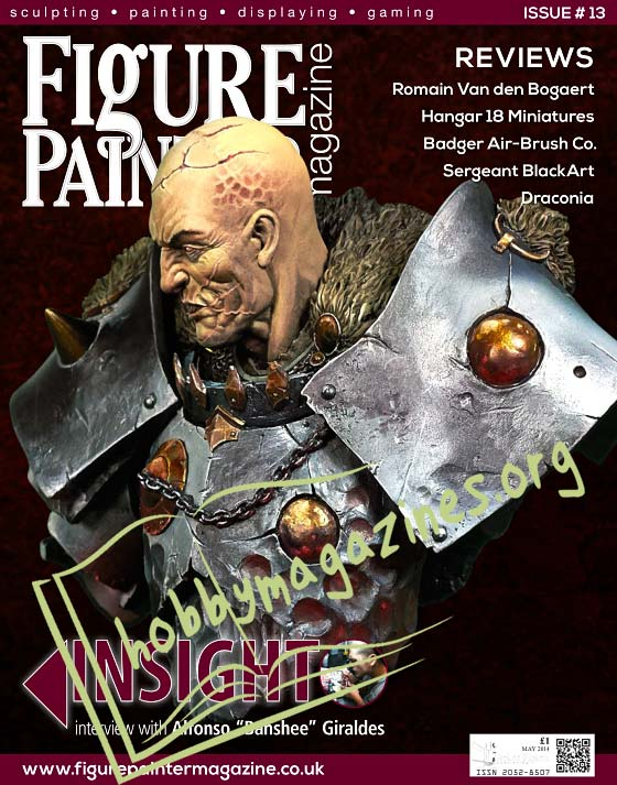 Figure Painter Magazine Issue 13