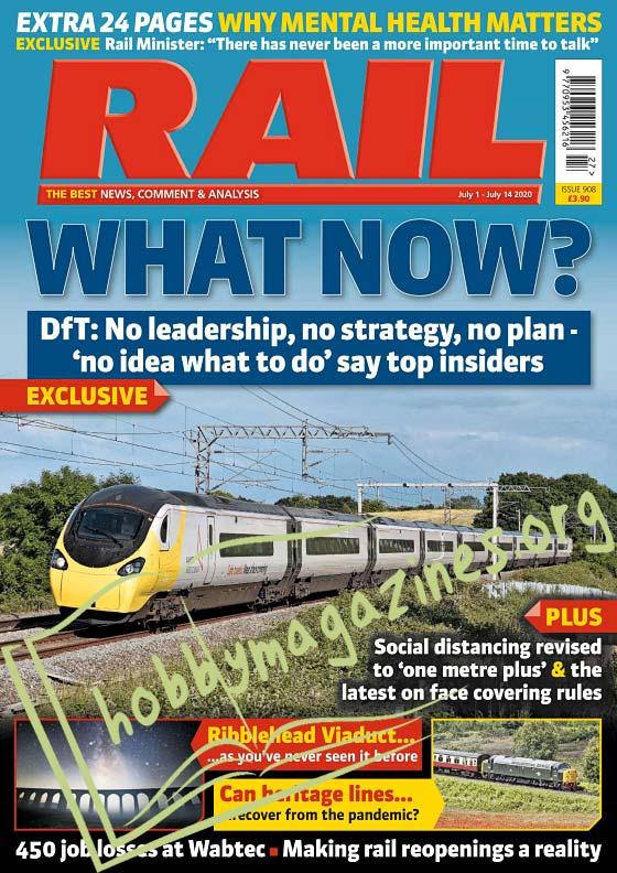 Rail - 1 July 2020