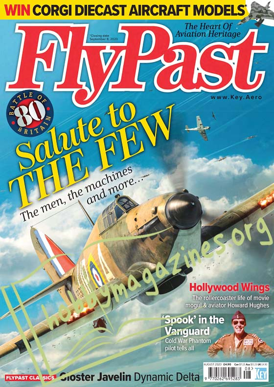 FlyPast - August 2020