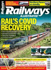 Railways Illustrated - August 2020
