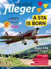 Modellflieger – August/September 2020