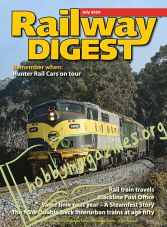 Railway Digest - July 2020