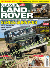 Classic Land Rover - July 2020