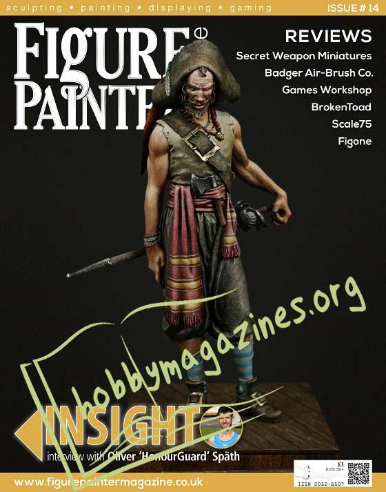 Figure Painter Magazine Issue 14