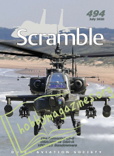 Scramble 494 - July 2020