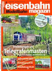 Eisenbahn Magazin – August 2020