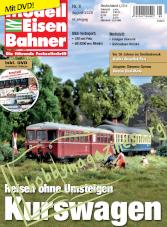 ModellEisenBahner - August 2020