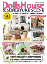 Dolls House & Miniature Scene - August 2020