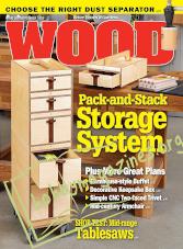 WOOD Magazine - September 2020