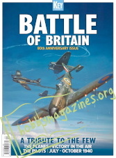 Battle of Britain 80th Anniversary Issue