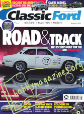 Classic Ford - August 2020