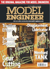Model Engineer 4643 - 17 July 2020