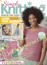 Simply Knitting Issue 201