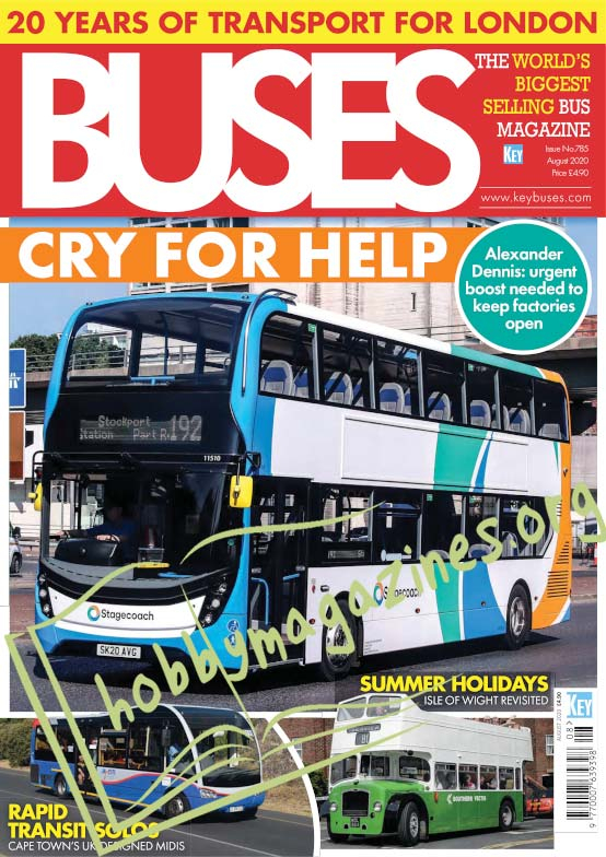 Buses - August 2020