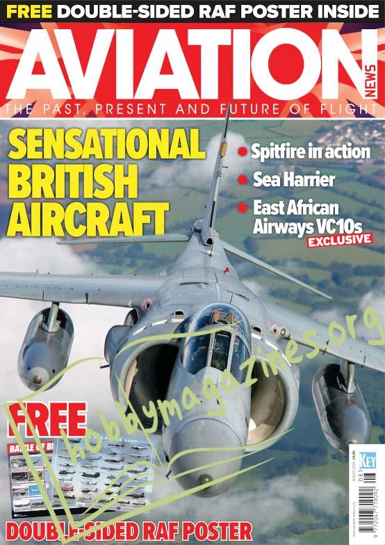 Aviation News - August 2020