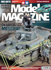 Tamiya Model Magazine - August 2020