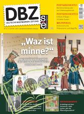 Deutsche Briefmarken-Zeitung 16 – 17 Juli 2020