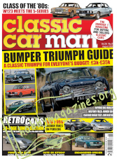 Classic Car Mart - August 2020