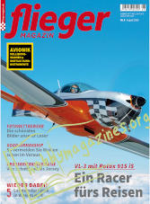 Fliegermagazin - August 2020