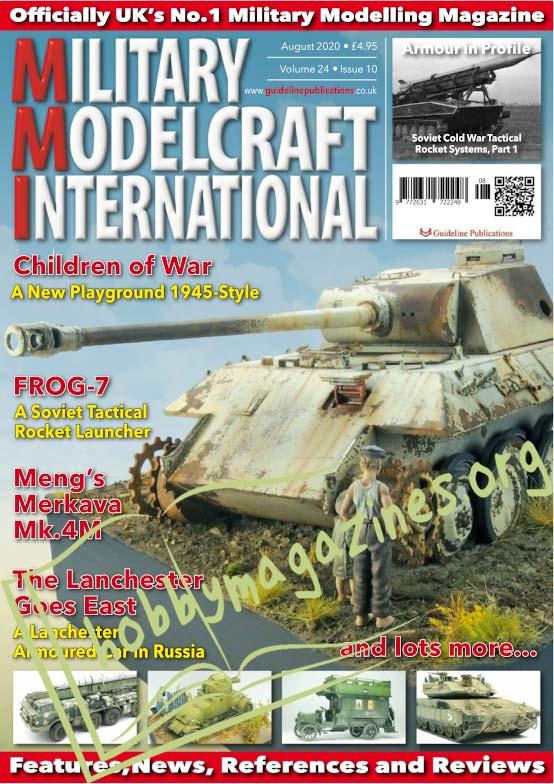 Military Modelcraft International - August 2020