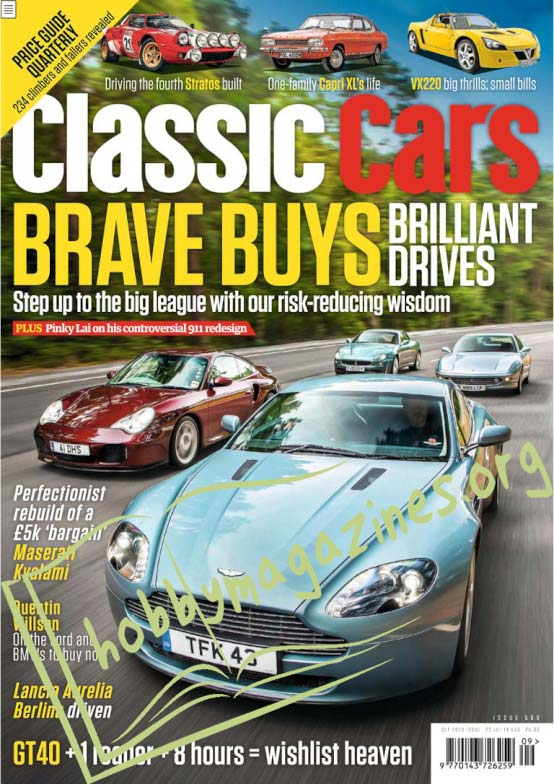 Classic Cars - September 2020