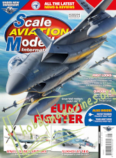 Scale Aviation Modeller International - August 2020