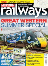 Modern Railways - August 2020