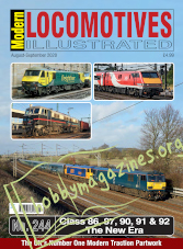 Modern Locomotives Illustrated - August/September 2020