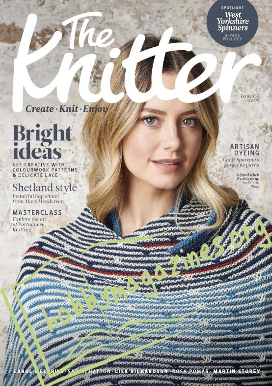 The Knitter Issue 153