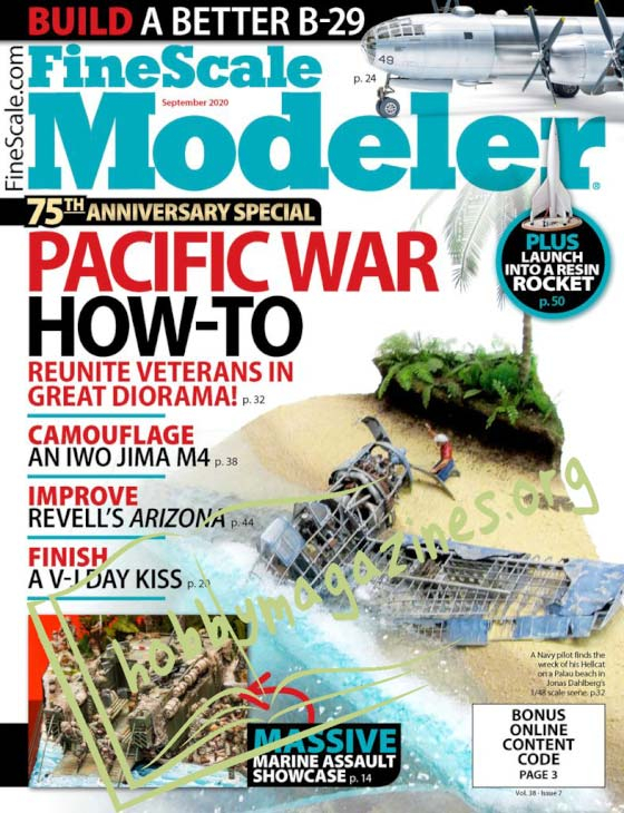 FineScale Modeler - September 2020