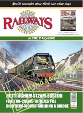 British Railways Illustrated - August 2020