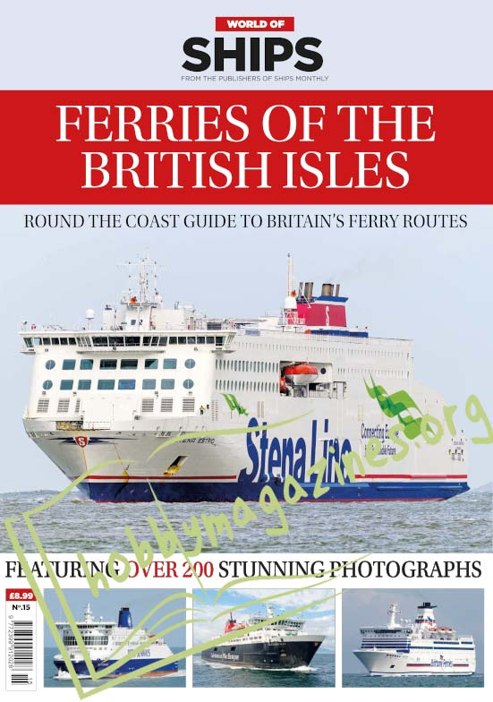 World of Ships - Ferries of the British Isles